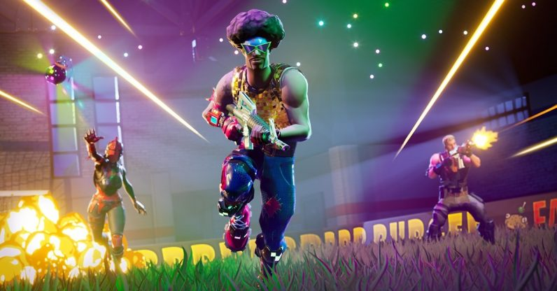 Fortnite on PS4 can now cross-play with other platforms