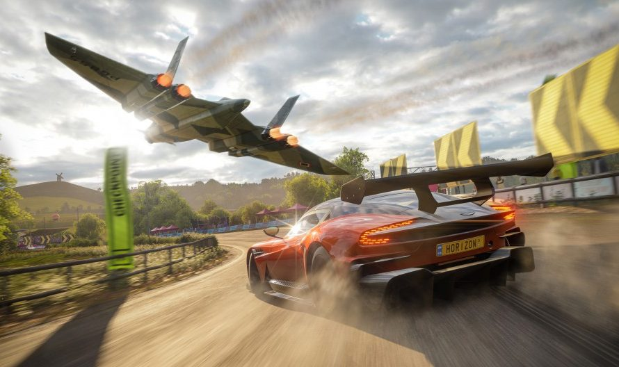James Bond Cars Are Racing Into Forza Horizon 4 As DLC