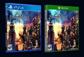 Kingdom Hearts 3 Box-art And Extended TGS Trailer Revealed