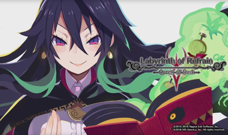 This Week's New Releases 9/16 – 9/22; Labyrinth of Refrain: Coven of Dusk, Xenoblade Chronicles 2: Torna and More