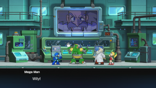 Mega Man 11 1