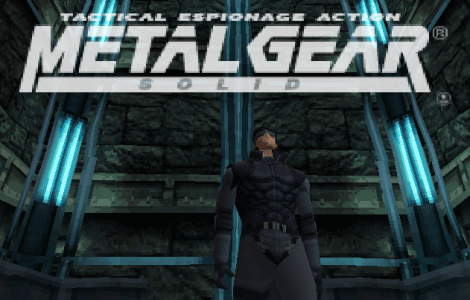 PlayStation Classic: Metal Gear Solid