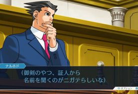 Phoenix Wright: Ace Attorney Trilogy announced for PS4, Xbox One, Switch, and PC in 2019