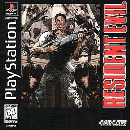 PlayStation Classic: Resident Evil