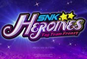 SNK Heroines Tag Team Frenzy Review