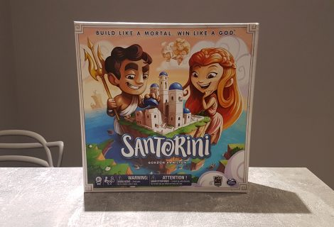 Santorini Review - Building Blocks Of Brilliance