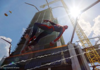 Marvel's Spider-Man version 1.07 update coming tomorrow
