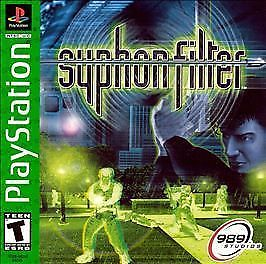 PlayStation Classic: Syphon Filter