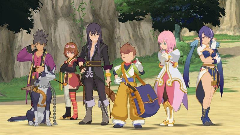 tales of vesperia definitive edition pc gameplay