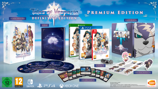Tales of Vesperia Limited Edition