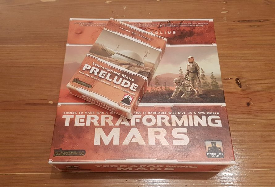 Terraforming Mars Prelude Review – Get Your Martian Engine Going!