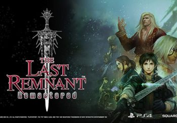 The Last Remnant Remastered announced; coming west on December 6