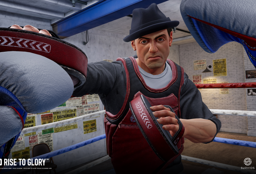 Creed: Rise to Glory Launch Trailer Highlights the Thrill of Boxing