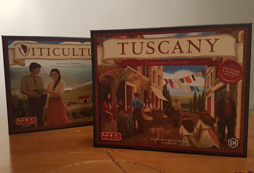 Tuscany Essential Edition Review – Perfecting Brilliance