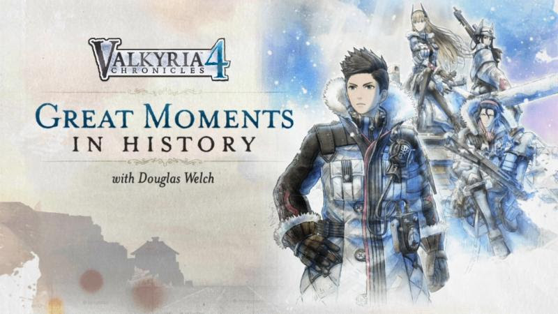 Learn more about the European War in Valkyria Chronicles 4 with a Historian Expert