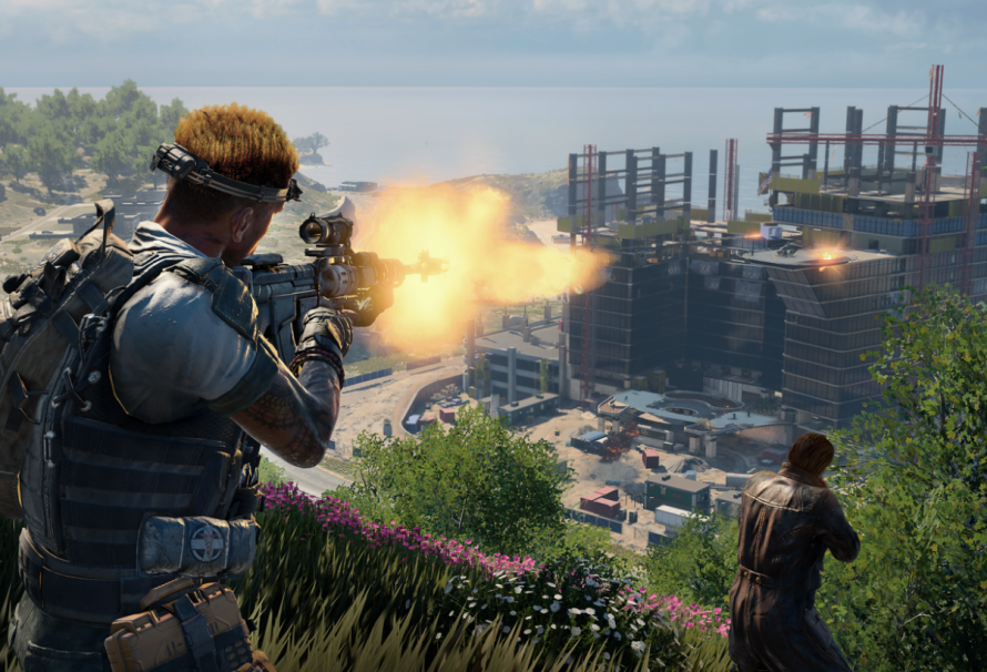 A New Call of Duty: Black Ops 4 Trailer Shows Off The 'Blackout' Battle Royale Mode