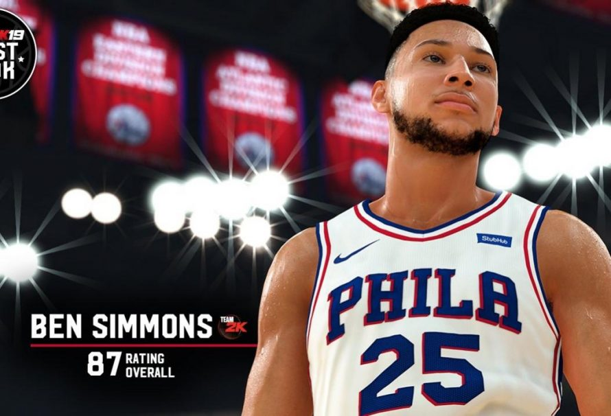 2K Games Releases 1 03 Update Patch For NBA 2K19 - Just Push