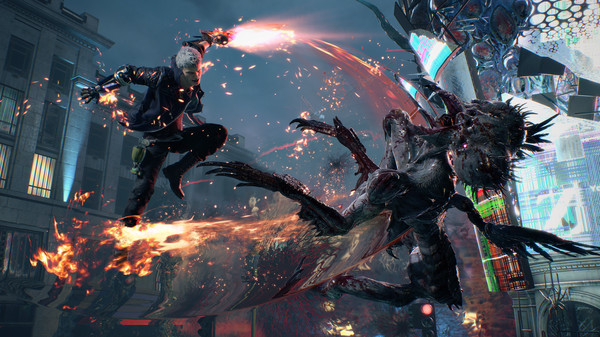 Devil May Cry 5 getting a new demo for PS4 and Xbox One on February 7