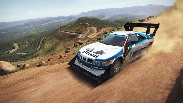 codemasters announces official release date for dirt rally. Black Bedroom Furniture Sets. Home Design Ideas