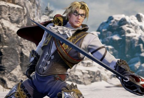 Raphael Now Joins The Growing Roster Of Soulcalibur VI