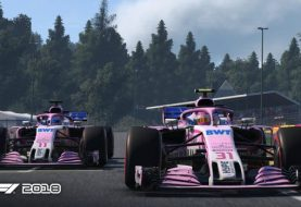 1.07 Update Patch Notes Drive Out For F1 2018