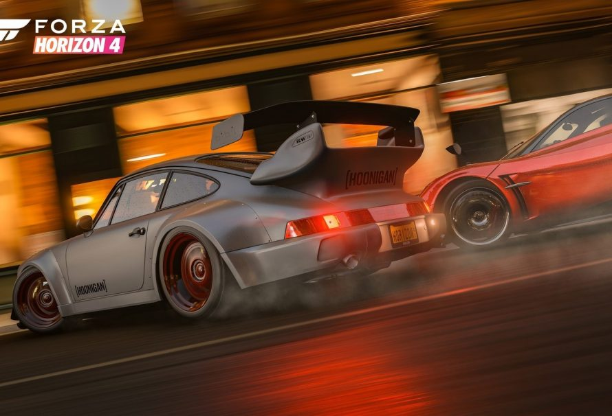 The Full Car List For Forza Horizon 4 Speeds Out