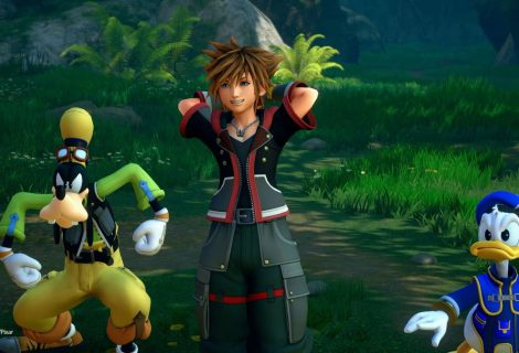 New Kingdom Hearts 3 Trailer Shows Gameplay Overview
