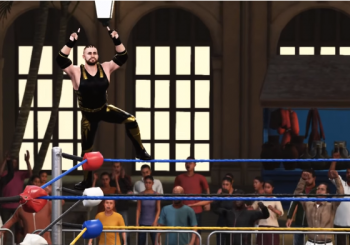 MyCAREER Mode In WWE 2K19 Looks Like A Big Improvement