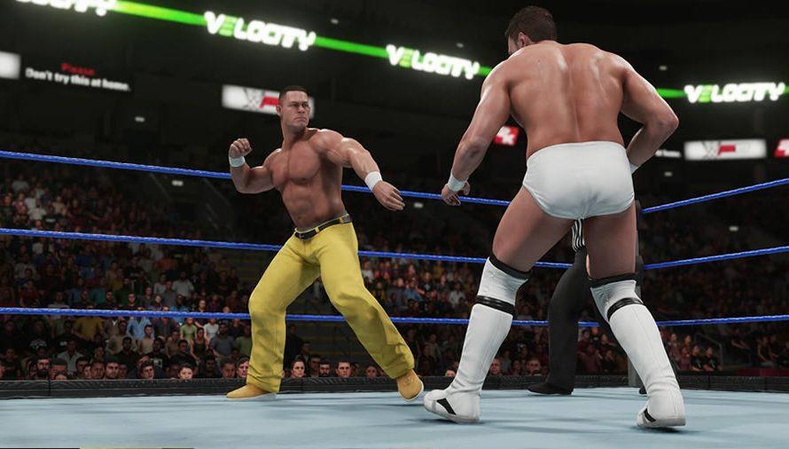 Gameplay Footage Revealed For WWE 2K19 Daniel Bryan Showcase Mode