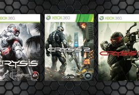 Crysis trilogy is now backwards compatible on Xbox One