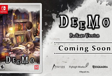 Deemo for Switch getting a physical edition in North America