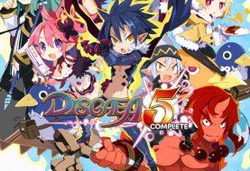 Disgaea 5 Complete for PC via Steam launches October 22