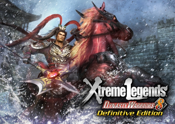 Dynasty Warriors 8: Xtreme Legends for Switch coming west on December