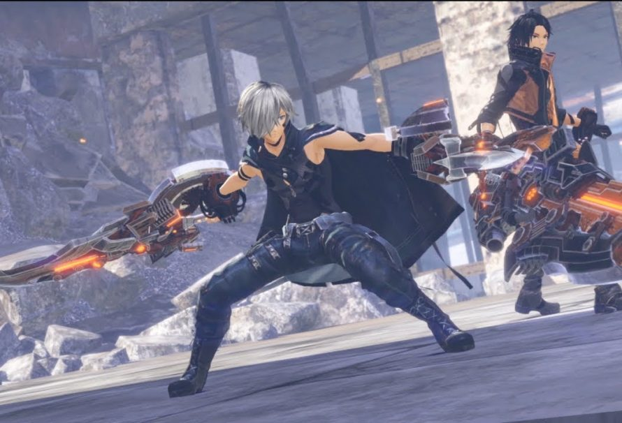 God Eater 3 release date finally announced