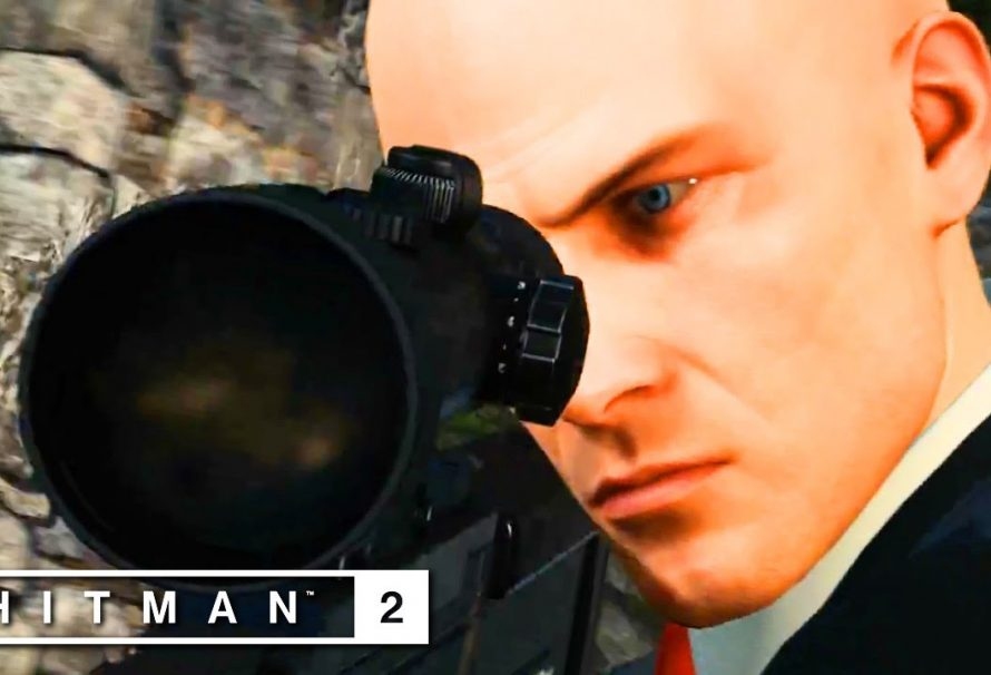 Hitman 2 'Hitman Perfected' Trailer released