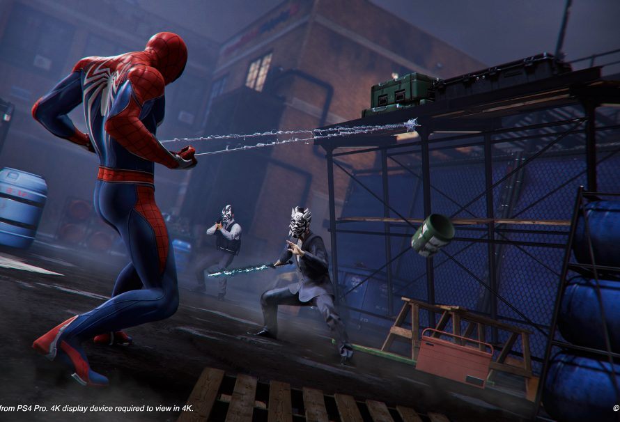 Marvel's Spider-Man PS4 Gets 1.10 Update Patch