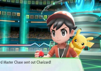 Pokemon: Let's Go, Pikachu and Eevee introduces Master Trainers