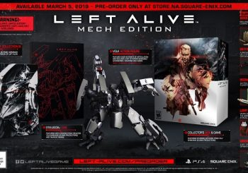 Left Alive Special Edition And Release Date Announced By Square Enix