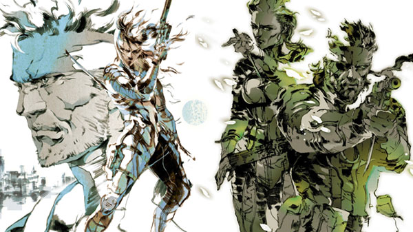 Metal Gear Solid 2 and 3 HD Edition are now backwards compatible on Xbox One
