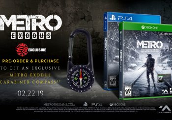 Gamestop And EB Games Exclusive Pre-order Bonus For Metro Exodus Revealed