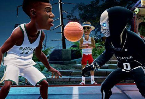 NBA 2K Playgrounds 2 Gets Free Halloween DLC