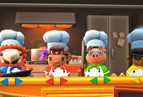 Overcooked 2 Surf 'n' Turf DLC now available