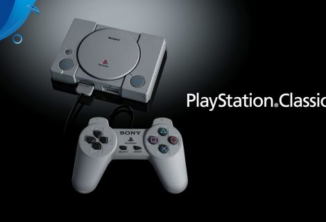 PlayStation Classic's Full Lineup of 20 Games Revealed