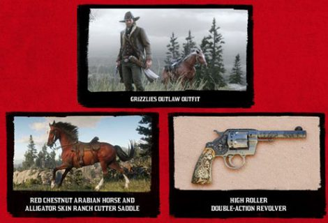 Red Dead Redemption 2 early access content for PS4 detailed