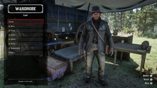 Red Dead Redemption 2 Outfits 03