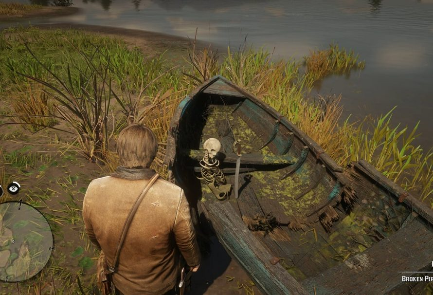 Red Dead Redemption 2 Guide – Wield the Pirate Sword and Become a Pirate