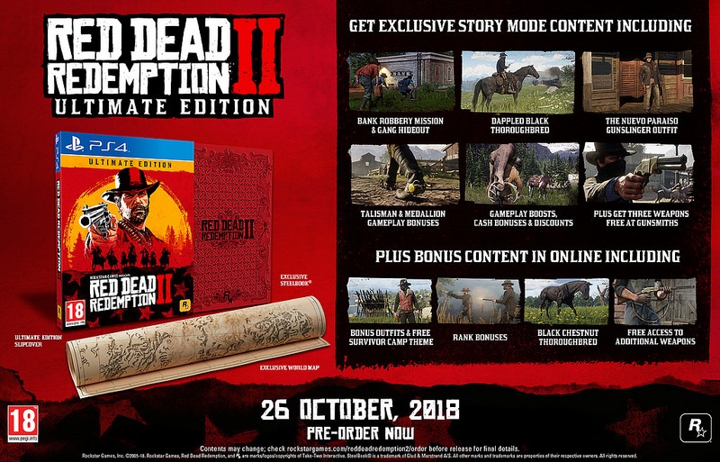red dead redemption 2 collectors edition treasure map