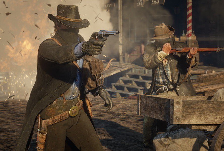 Red Dead Redemption 2 will run at 4K native resolution on Xbox One X