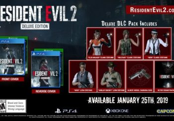 Resident Evil 2 Deluxe Edition detailed