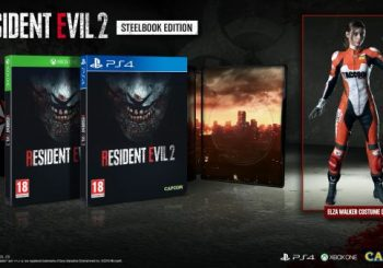 Resident Evil 2 Steelbook Edition announced for Europe